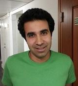 Soroush Saheb Alam presenterar sin licentiatavhandling