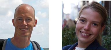 Michael Cimbritz och Maria Jonstrup är nya medlemmar i VA-teknik Södras ledningsgrupp