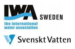 IWA Sverige-seminarium om mikroplaster i dagvatten, spillvatten och slam