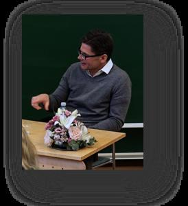 Fredrik Stenström är nu teknisk doktor
