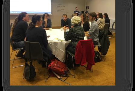 Workshop om mikroplaster hölls i Malmö den 9 november
