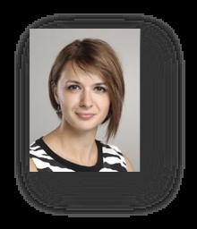 Sabina Karacic presenterade sin licentiatavhandling