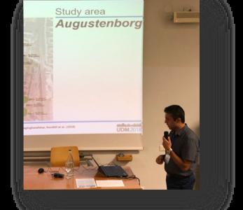 Urban Drainage Modelling Conference hölls i Palermo 23–26 september 2018