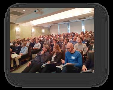 Fullsatt Envisys-konferens genomfördes i Lund 14–15  november