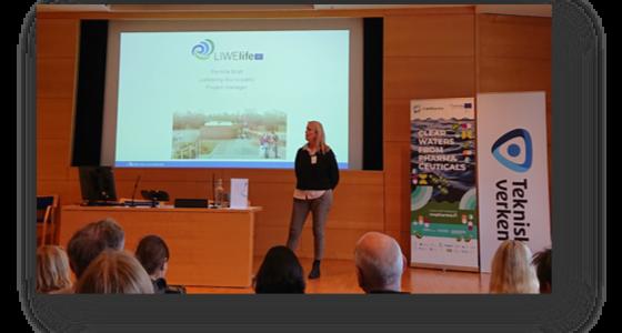 Ozon och läkemedelsrening – workshop 14 mars i Linköping
