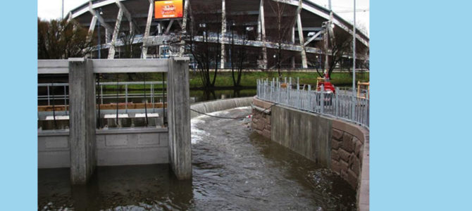 Karakterisering av tillskottsvatten i Göteborg