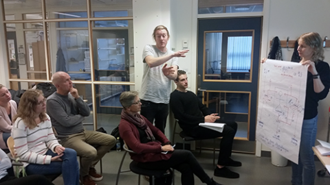 Workshop om hållbarhetsanalys av näringsåtervinning ur avlopp
